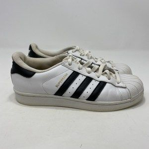 Adidas Superstars Women's Shoes Size 6.5 (A127)
